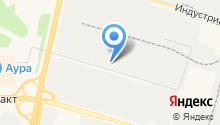Крус на карте