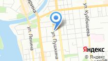 Адвокатский кабинет Дубровской Ж.В. на карте