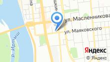 ДВОЕ=Я+ТЫ - Агентство серьёзных знакомств на карте