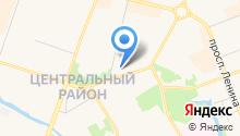 Schastlivaya 7Я на карте