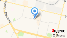 Tendenza на карте