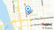 Apple Trade на карте