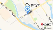 Аква Люкс на карте