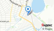 AxSat на карте