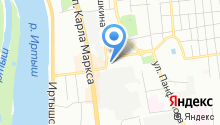 Cryptic на карте