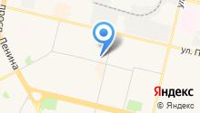 RuNail на карте