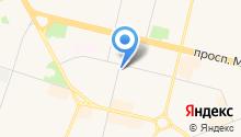 DIBRERA на карте