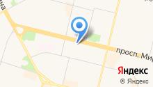 MASTER & STYLE на карте