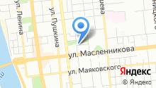 BelleOmsk, магазин белья на карте