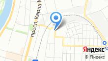 ПУНКТ Б на карте