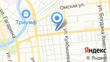 ART info на карте