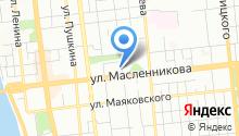 Autodiscovery на карте