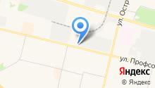 Starline на карте