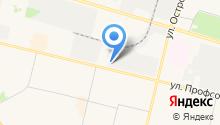 Альянс Моторс Сервис на карте