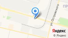 Лексус Центр Сургут на карте