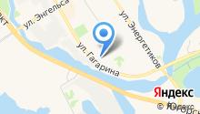 Gala Hotel на карте