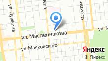 ExMail на карте