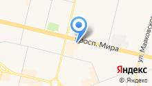 Saty на карте