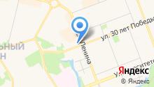 Алтайская лавка на карте