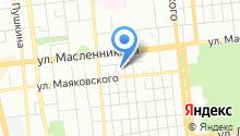 FASTWOK на карте