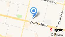 SMSsprint на карте
