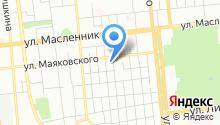 FixLine на карте