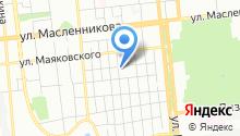 ВТД на карте