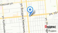 AllaBella на карте