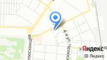 CTS Omsk Car & TireService на карте