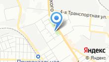 Мастерская Анны Чередовой на карте