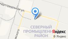 СургутИстТрак, ООО, магазин автозапчастей для китайских грузовых автомобилей DONG FENG, SHAANXI на карте