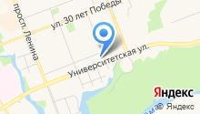 PION Surgut на карте