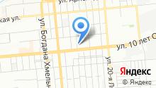 Amor S на карте