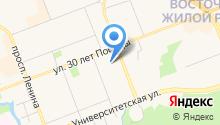 КАРЕТНЫЙ ДВОРЪ на карте