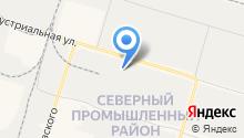 СургутИстТрак - Запчасти для грузовых автомобилей на карте