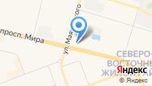 Elena Furs на карте