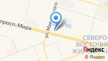 ParaMAX на карте