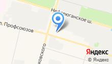 Альянс Моторс на карте