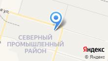 Авто-рем на карте