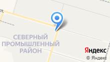 Дизель-Газ-Автозапчасть на карте