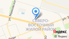 Hyla-Сибирь на карте
