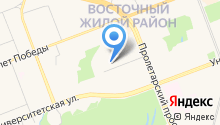 Klavazip.ru на карте