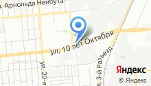 ПСК-8 на карте