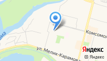 Сургутские городские электрические сети на карте