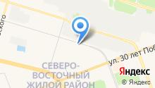 Новостроймонтаж на карте