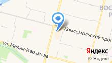 GSM Сервис на карте