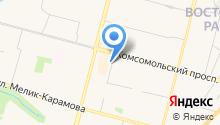 За Росичем на карте