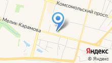 Muz cafe на карте
