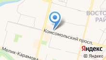 Bella Chiglintseva на карте