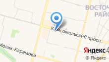 AsStom на карте